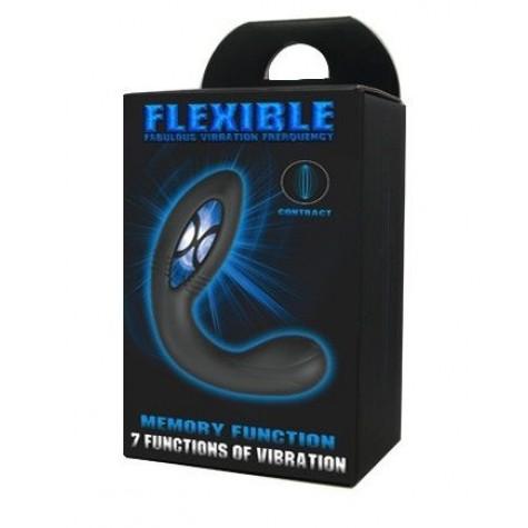 Анальный вибратор Flexible Fabulous Vibration Frequency B