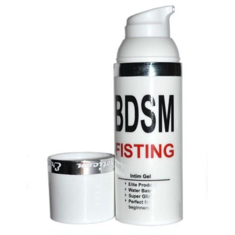 Анальная гель-смазка BDSM Fisting в флаконе-диспенсере - 50 мл.