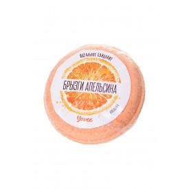 Бомбочка для ванны «Брызги апельсина» с ароматом апельсина - 70 гр.